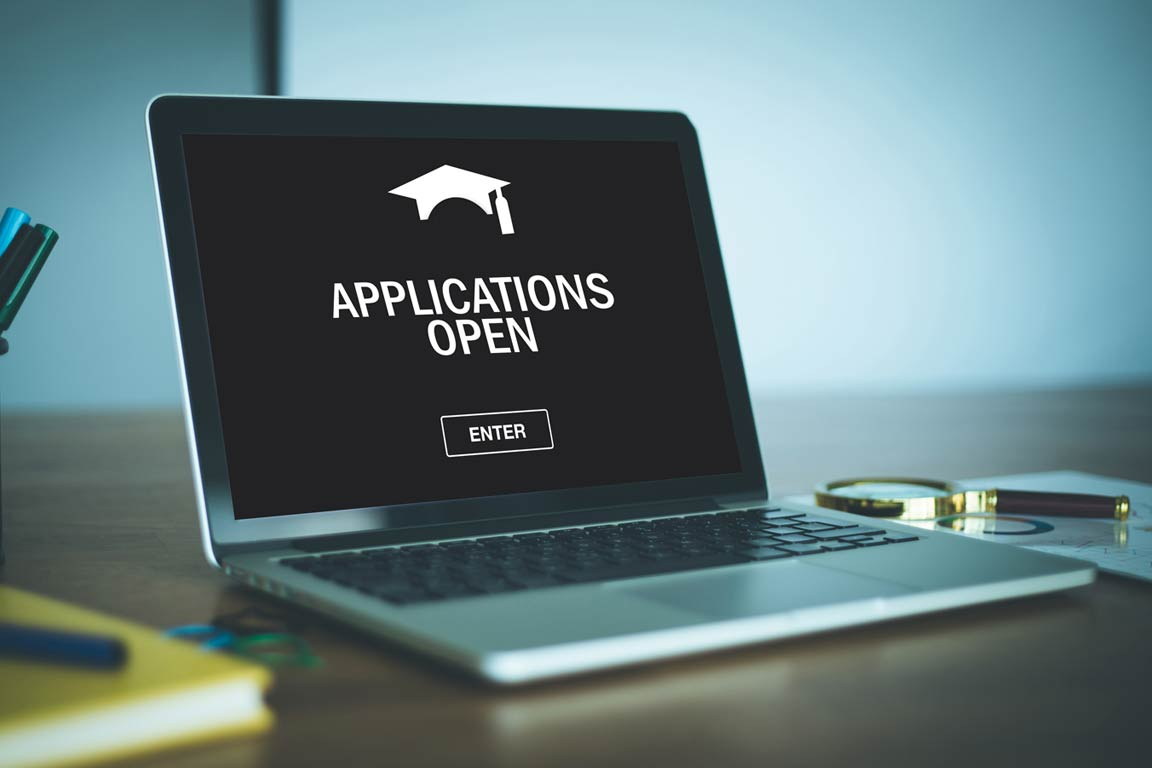 Applications Open for 2020-New Online Application