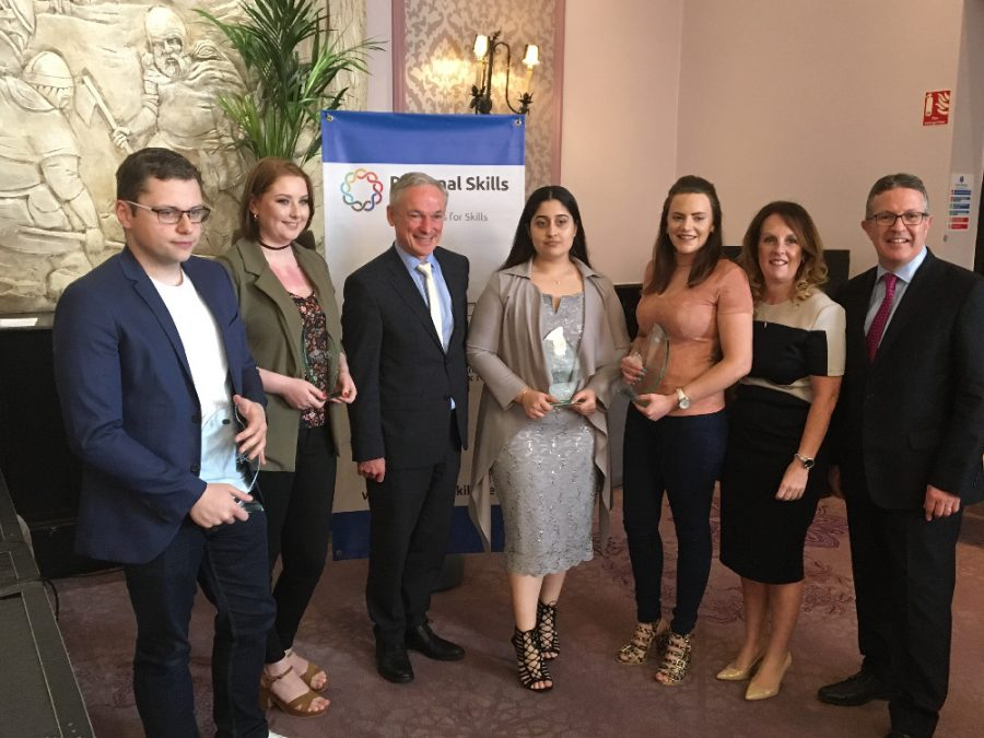 Inaugural Employment Skills Awards Killester College